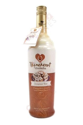 Wineheart Cinnamon Bun 750ml