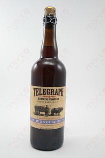 Telegraph Rhinoceros Barleywine-Style Ale
