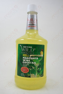 Premium Blend Wild Cocktails Margarita Wine 1.5L