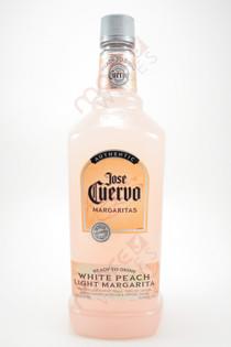 Temporary Price Reduction Jose Cuervo Authentic Light White Peach Margarita 1.75m
