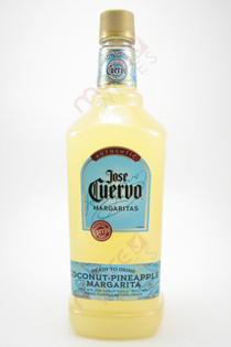 Jose Cuervo Authentic Coconut Pineapple Margarita 1.75l