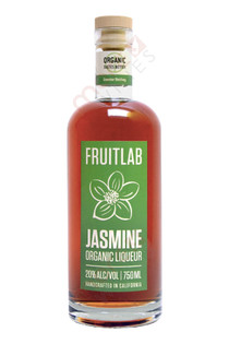 Greenbar FRUITLAB Jasmine Organic Liqueur 750ml