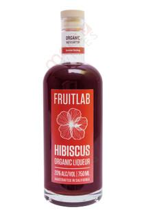 Greenbar FRUITLAB Hibiscus Organic Liqueur 750ml