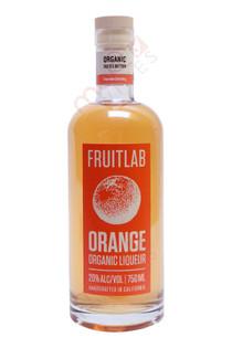 Greenbar FRUITLAB Orange Organic Liqueur 750ml