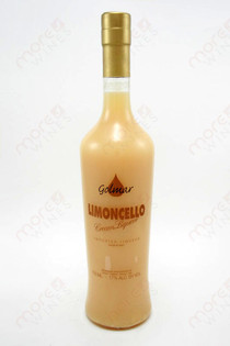 Golmar Limoncello Cream Liqueur 750ml