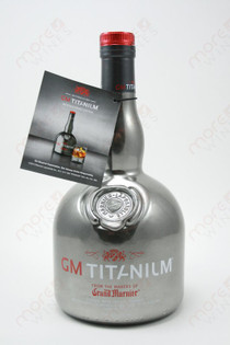 Grand Marnier France GM Titanium 750ml