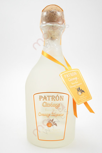 Patron Citronge Extra Fine Orange Liqueur 750ml