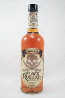 Black Roberts Spiced Rum 750ml