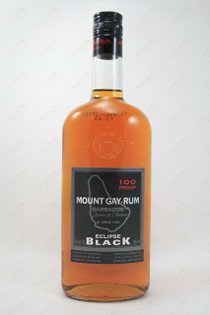 Mount Gay Eclipse Black 100 Proof Rum