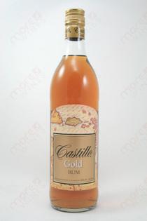 Castillo Gold Rum 750ml
