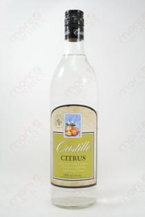 Castillo Citrus Rum 750ml