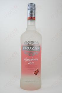 Cruzan Raspberry Rum 750ml