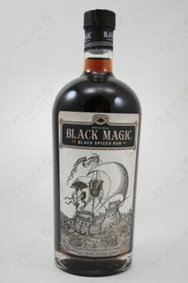 Black Magic Spiced Rum 750ml