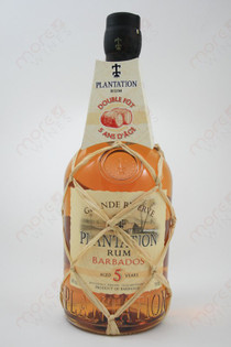 Plantation Rum 5 Year Old 750ml