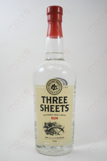 Ballast Point Three Sheets Rum 750ml