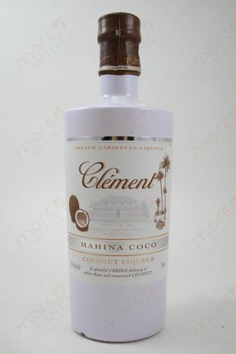 Clement Mahina Coconut Liqueur 750ml