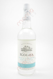 Koloa White Rum 750ml
