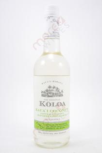 Koloa Kaua'i Coconut Rum 750ml