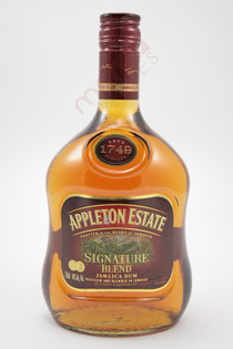 Appleton Estate Signature Blend Rum 750ml