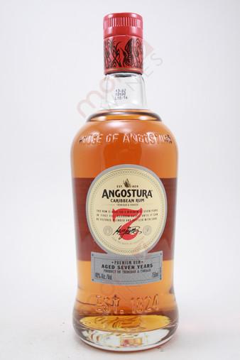 Angostura 7 Year Old Rum 750ml