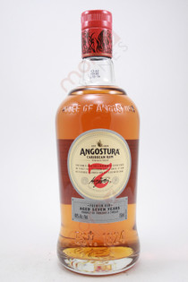 Angostura 7 Year Old Rum 750ml