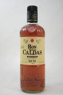 Ron Viejo De Caldas Rum 750ml