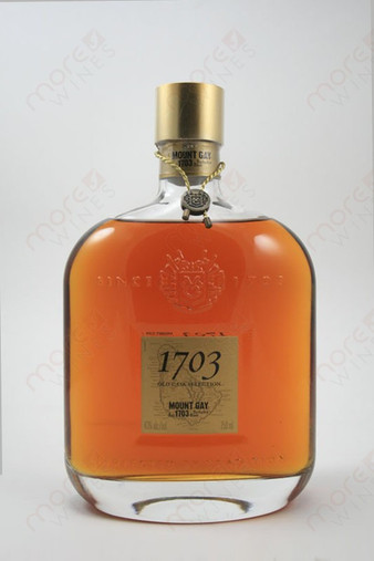 Mount Gay 1703 Old Cask Selection 750ml