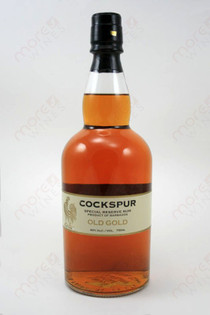 Cockspur Old Gold Special Reserve Rum 750ML