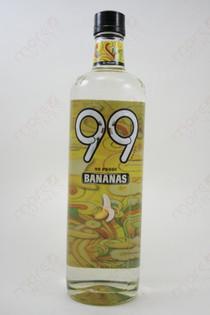 99 Bananas Liqueur 750ml