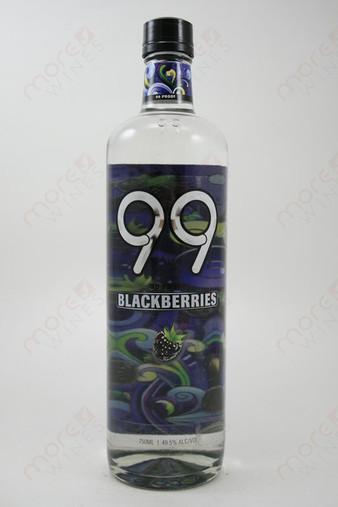99 Blackberries Liqueur 750ml