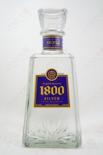 1800 Silver Limited Addition 750ml