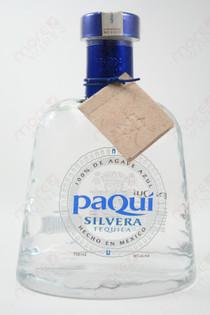 Paqui Silver Tequila 750ml