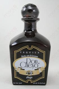 Don Cheyo Anejo 750ml