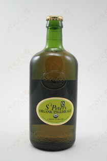 St. Peter's Organic English Ale