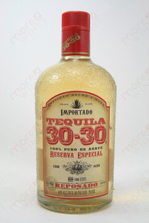 Tequila 30-30 Reposado 750ml