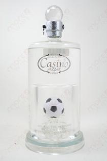 Casino Azul Silver Soccer Ball 750ml