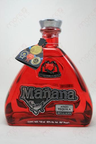Manana Anejo 750ml