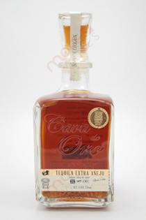 Gran Cava De Oro Tequila Extra Anejo 750ml