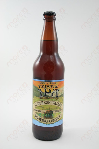 Anderson Valley Anniversary Imperial IPA