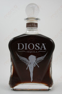 Diosa Cafe Caramel Tequila 750ml