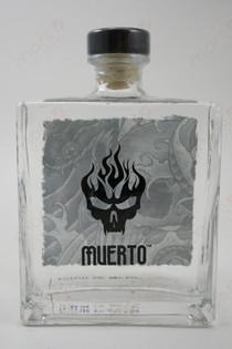 Muerto Plata Tequila 750ml