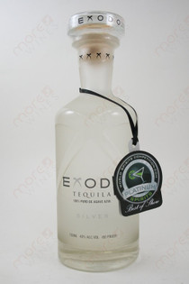 Exodo Silver Tequila 750ml