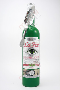 La Fee Parisienne Green Absinthe Superieure 750ml