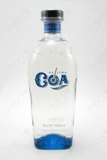 Coa Silver Tequilla 750ml