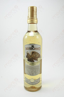 El Mexicano Tequila Reposado 750ml