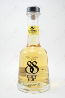 88 Ultra Premium Tequila Reposado 750ml