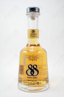 88 Ultra Premium Tequila Añejo 750ml