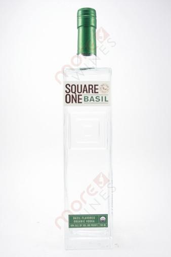 Square One Basil Liqueur 750ml