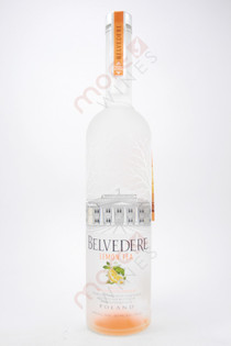 Belvedere Lemon Tea Vodka 750ml