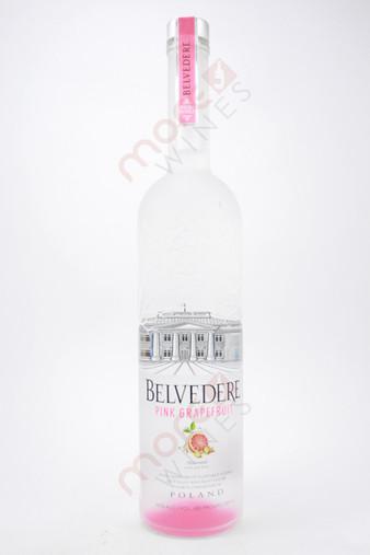 Belvedere Pink Grapefruit Vodka 750ml